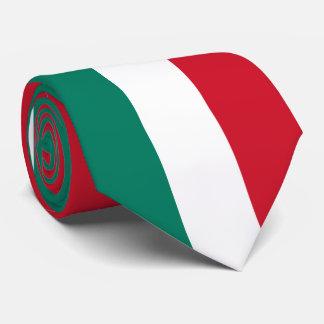 Flag of Italy Italia Italian Il Tricolore Tie