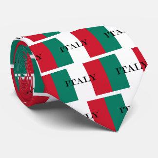 Flag of Italy Italia Italian Neck Tie