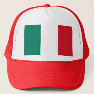 Flag of Italy Italia Italian Trucker Hat
