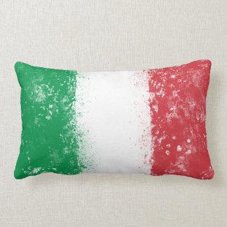 Flag of Italy Lumbar Pillow