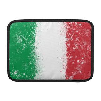 Flag of Italy MacBook Sleeve