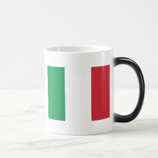 Flag of Italy Magic Mug