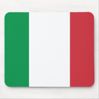 Flag of Italy Mouse Pad