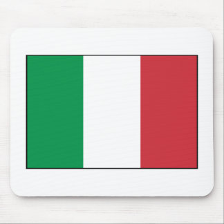 Flag of Italy Mousemat