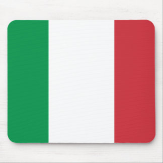 Flag of Italy Mousepads