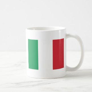Flag of Italy Coffee Mugs