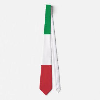 Flag of Italy Neck Tie