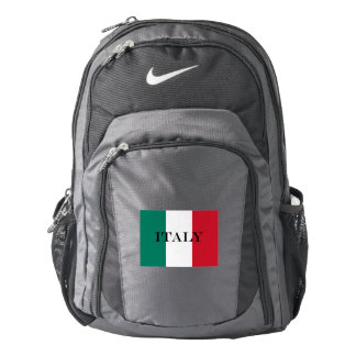 Flag of Italy Nike Backpack