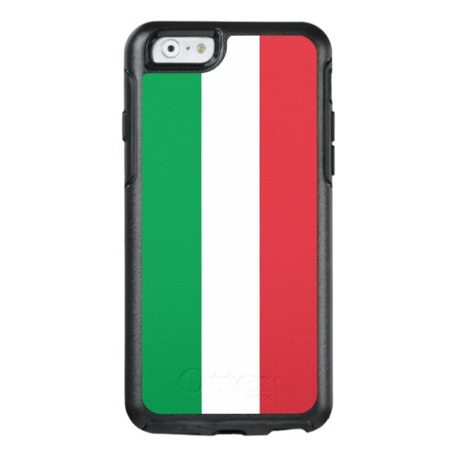 Flag of Italy OtterBox iPhone Case Phone Case