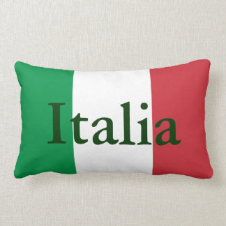 Flag of Italy Pillow