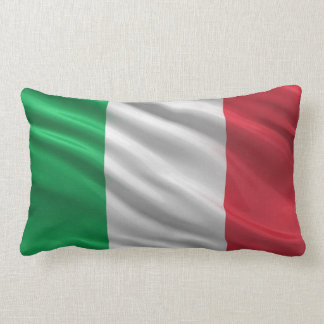 Flag of Italy Pillows
