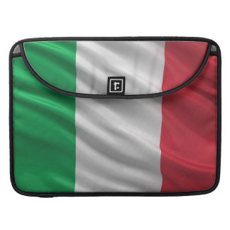 Flag of Italy Sleeve For MacBook Pro