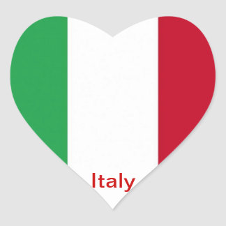 Flag of Italy Sticker