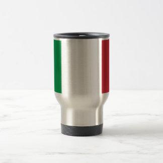 Flag of Italy Travel/Commuter Mug