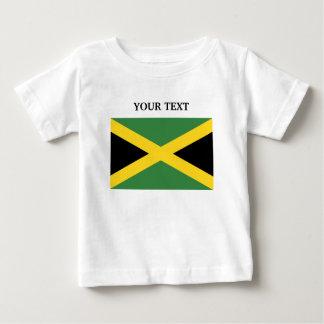 Flag of Jamaica Baby T-Shirt