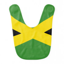 Flag of Jamaica Bib