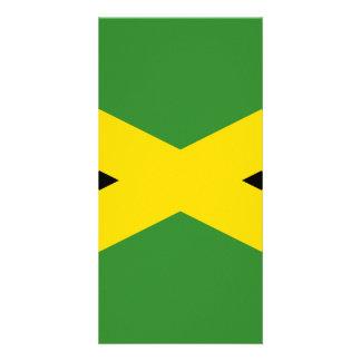 Flag of Jamaica Card