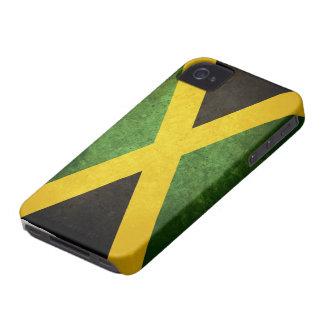 Flag of Jamaica iPhone 4 Case-Mate Cases