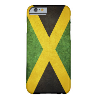 Flag of Jamaica Barely There iPhone 6 Case