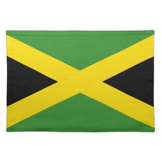 Flag of Jamaica Cloth Placemat