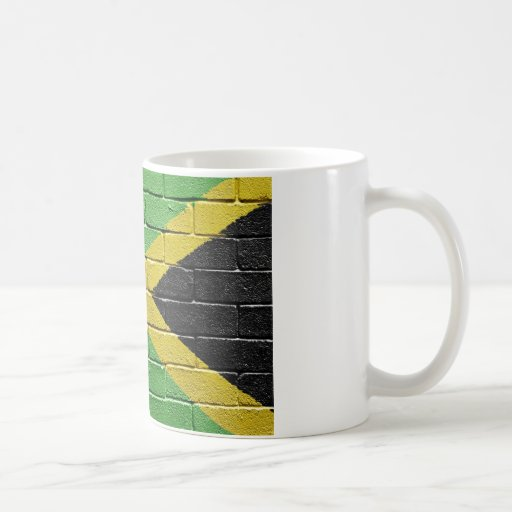 Flag of Jamaica Coffee Mug