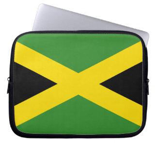 Flag of Jamaica Computer Sleeve