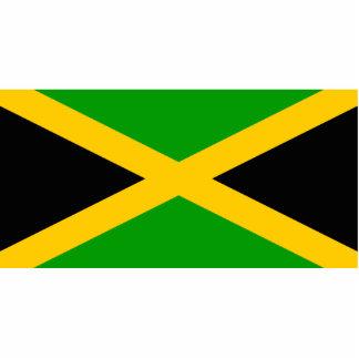 Flag of Jamaica Cutout