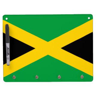 Flag of Jamaica Dry-Erase Whiteboard