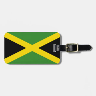 Flag of Jamaica Easy ID Personal Bag Tag