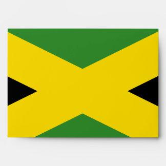 Flag of Jamaica Envelope