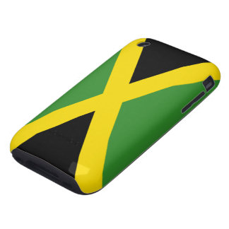 Flag of Jamaica iPhone 3G/3GS Case-Mate Tough™ Tough iPhone 3 Cover