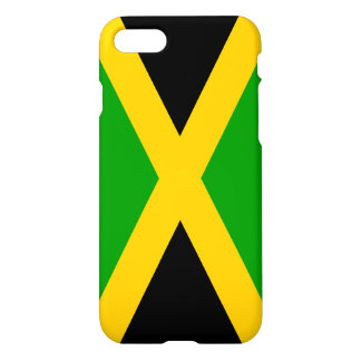 Flag of Jamaica iPhone 7 Case