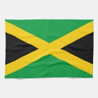 Flag of Jamaica Kitchen Towel