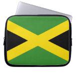 Flag of Jamaica Laptop Computer Sleeve