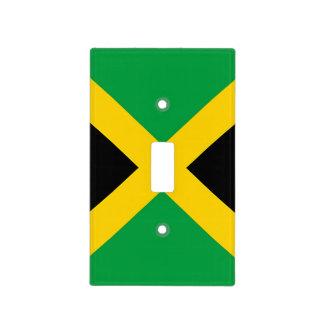 Flag of Jamaica Light Switch Cover