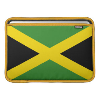 "Flag of Jamaica MacBook Air 11"" Sleeve"