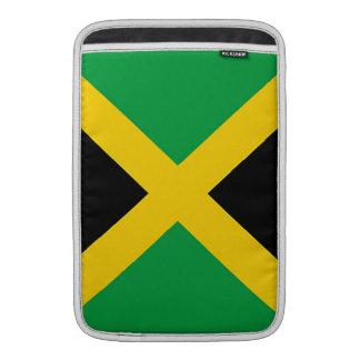 Flag of Jamaica MacBook Sleeves