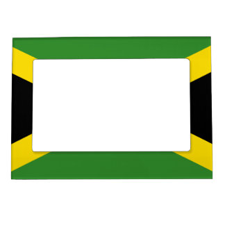 Flag of Jamaica Magnetic Frame