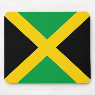 Flag of Jamaica Mouse Pad