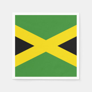 Flag of Jamaica Napkin