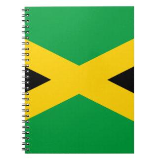 Flag of Jamaica Notebook