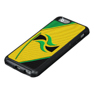 Flag of Jamaica OtterBox iPhone 6/6s Case