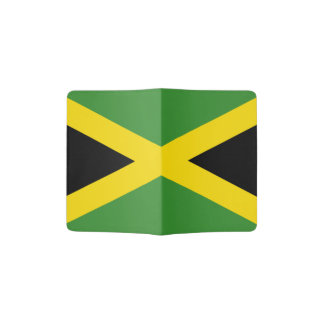Flag of Jamaica Passport Holder