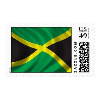 Flag of Jamaica Postage