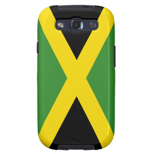 Flag of Jamaica Samsung Galaxy S3 Covers