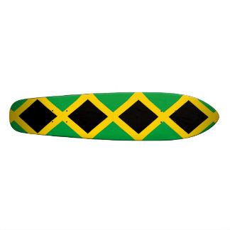 Flag of Jamaica Skateboard