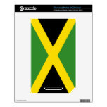 Flag of Jamaica Skin For NOOK Color