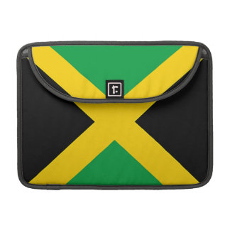 Flag of Jamaica Sleeve For MacBook Pro