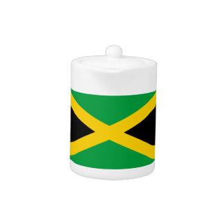 Flag of Jamaica Teapot