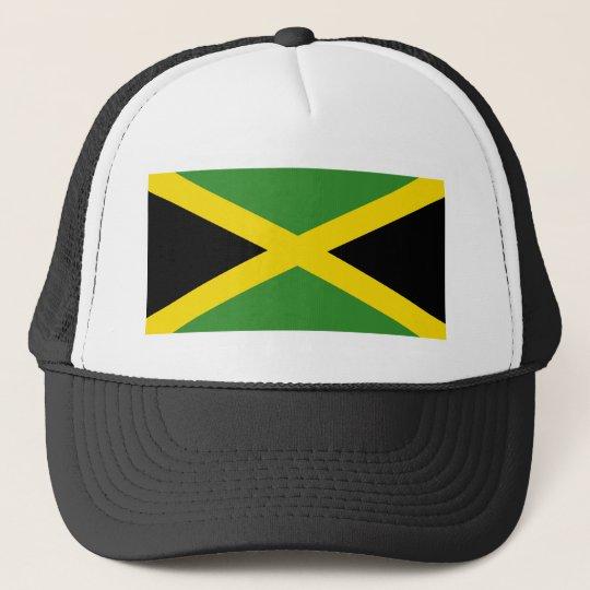 Flag of Jamaica Trucker Hat